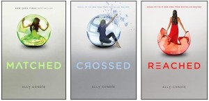 matched crossed reached ally condie