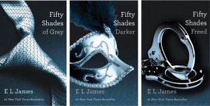 fifty shades of grey fifty shades darker fifty shades freed e.l. james