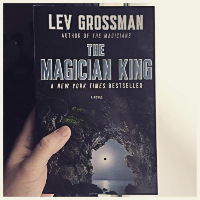 the magician king, magicians, lev grossman