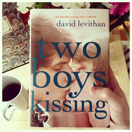 david levithan two boys kissing gay