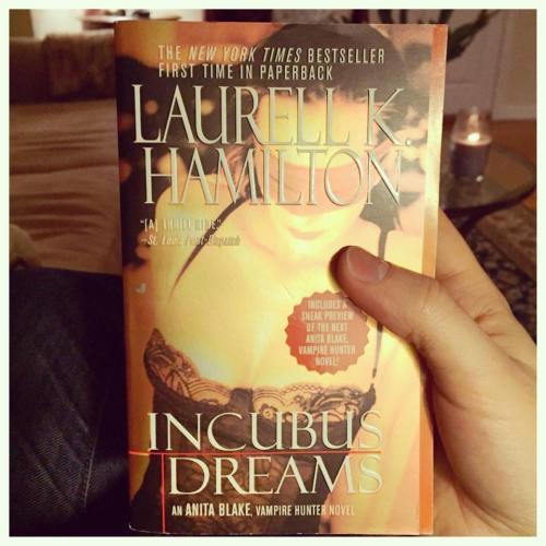 laurell k hamilton incubus dreams anita blake vampire hunter