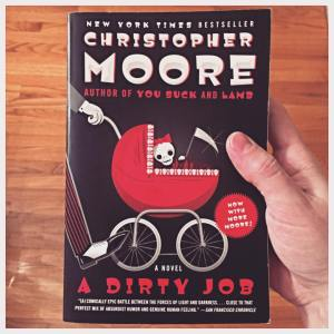 a dirty job christopher moore