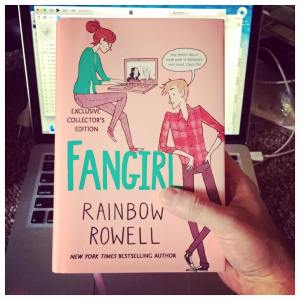 rainbow rowell fangirl carry on