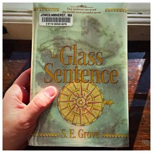 the glass sentence, s.e. grove