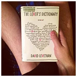 The Lover's Dictionary David Levithan