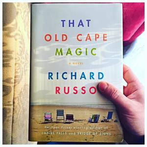 That Old Cape Magic Richard Russo