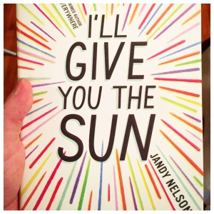 I'll give you the sun, jandy nelson